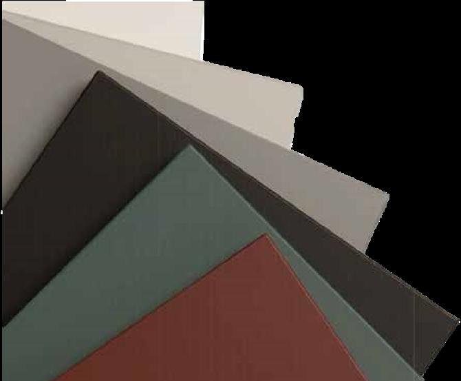 Farger i vifte ub